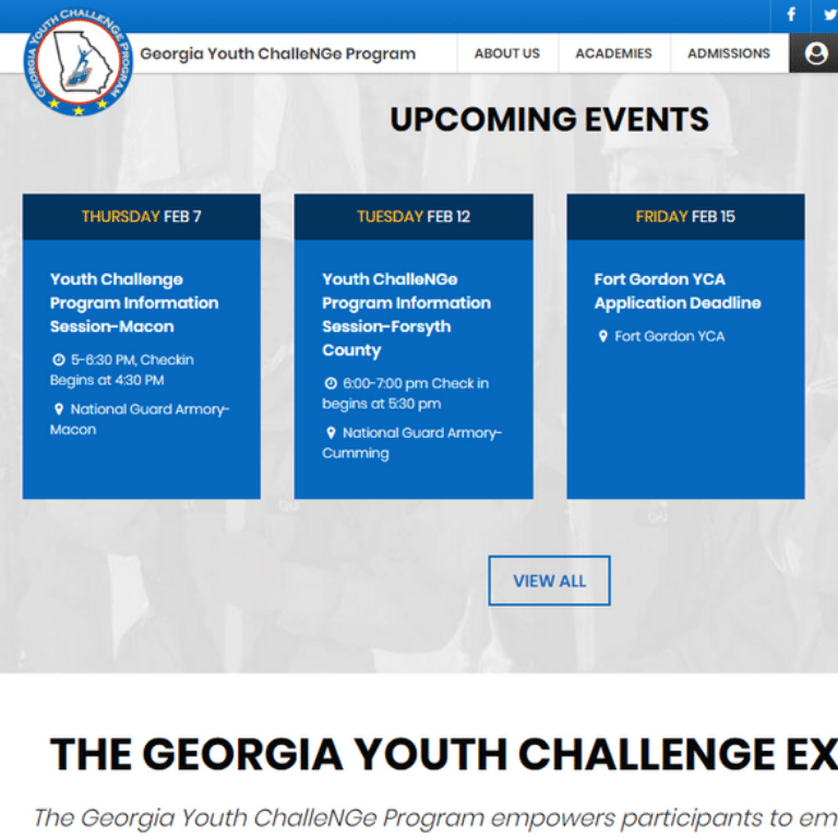 Georgia Youth Challenge - Image 2