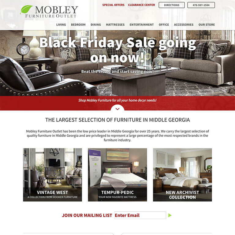 ... Mobley Furniture Outlet   Image 1 ...