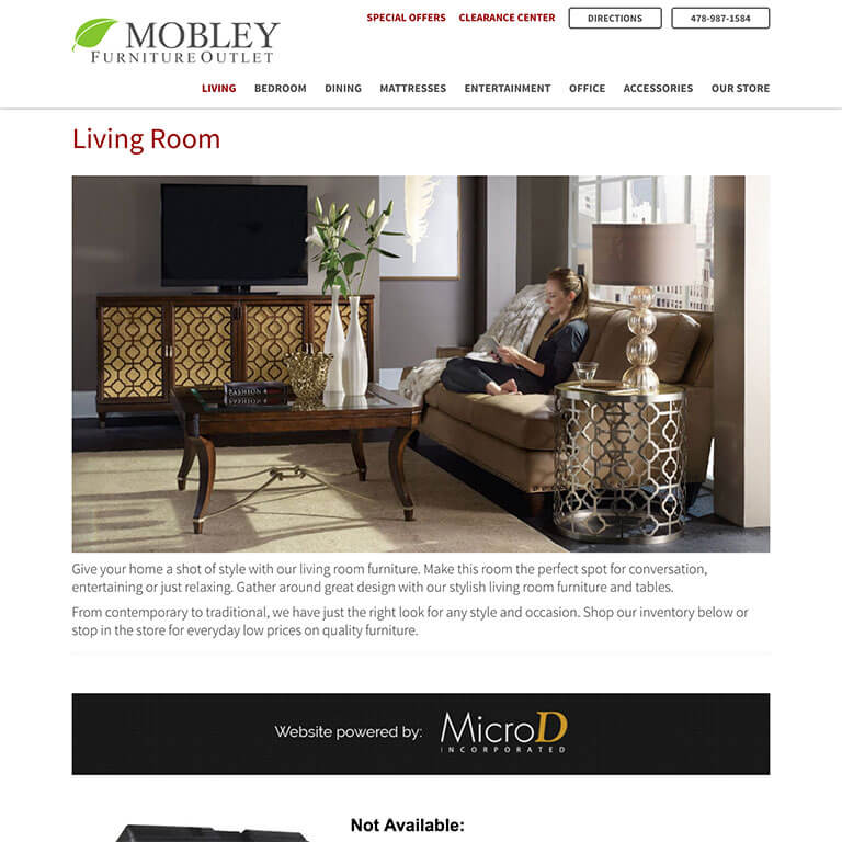 ... Mobley Furniture Outlet   Image 2 ...