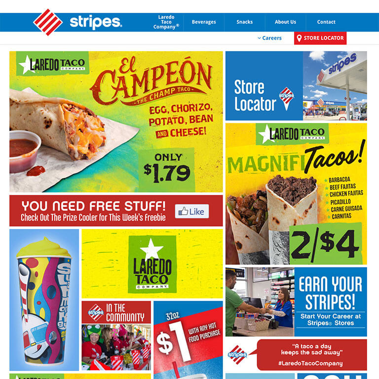 Stripes Stores  - Image 1