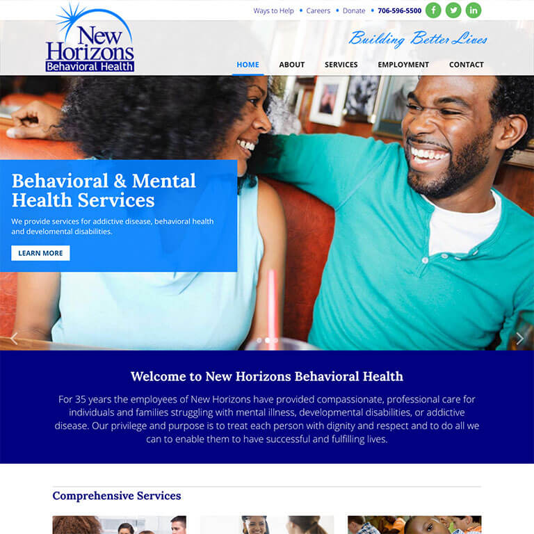 New Horizons Behavioral Health - Image 1