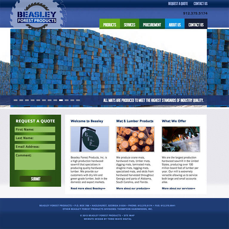 Beasley Forest Products - Image 2