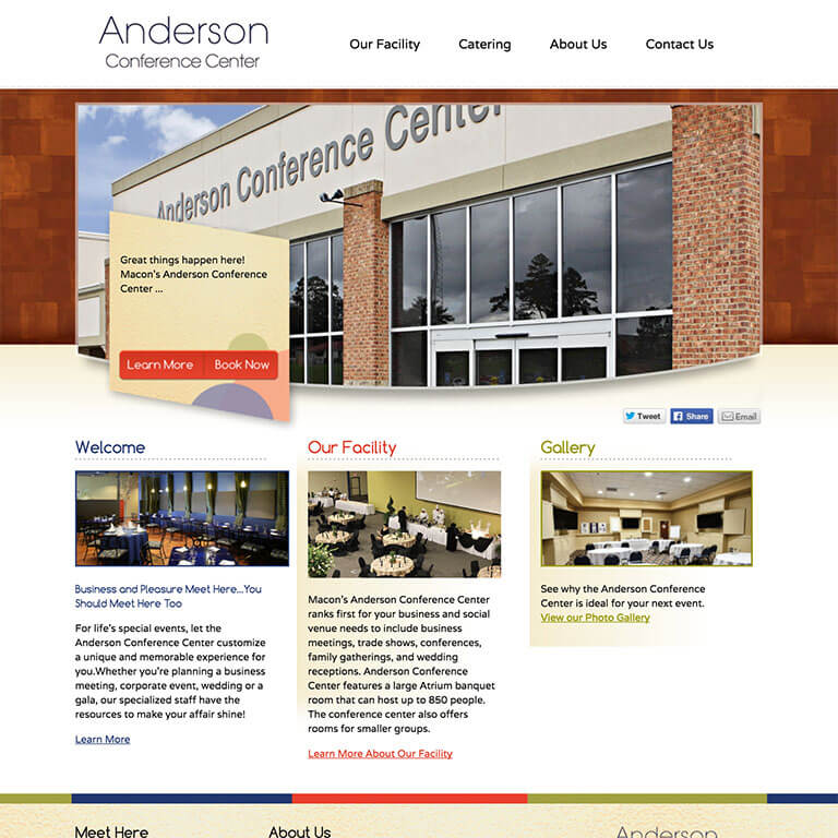 Anderson Conference Center - Image 1