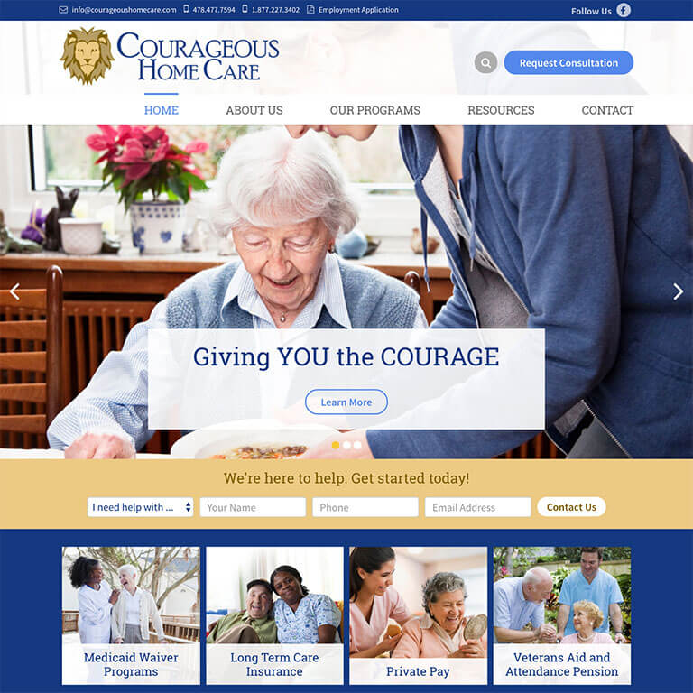 Courageous Home Care