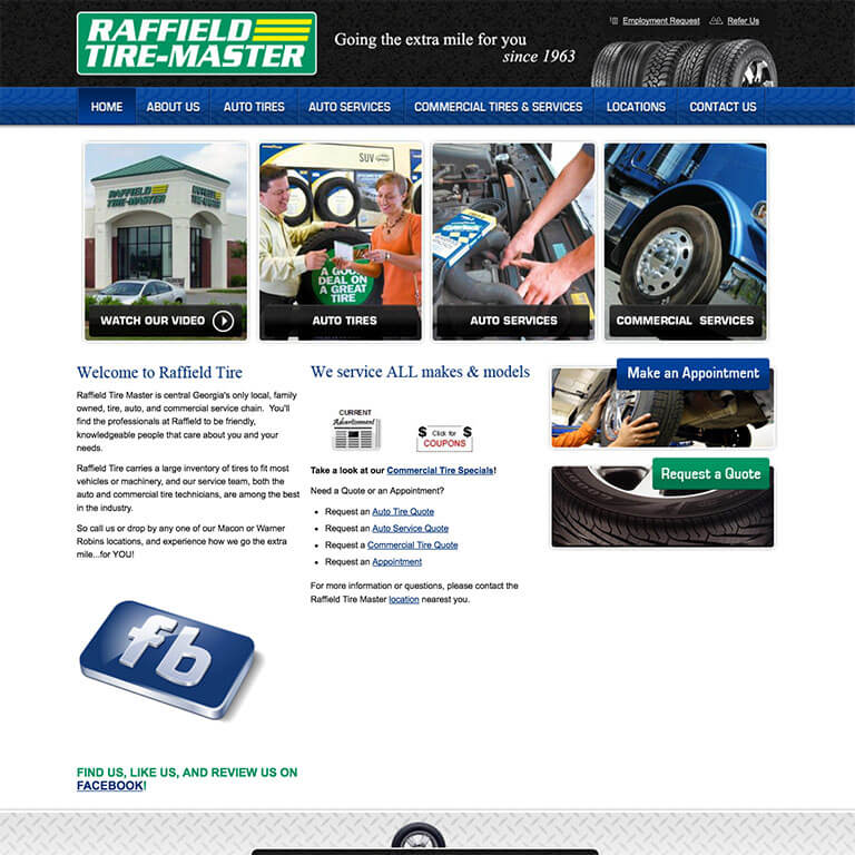 Raffield Tire-Master - Image 1