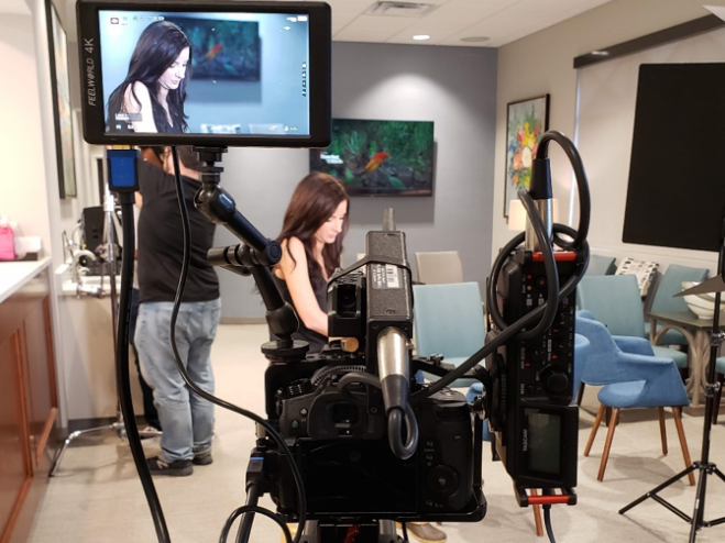 video production, smaha orthodontics, third wave digital, creative services