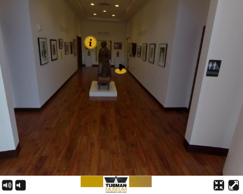 Tubman Museum Virtual Tour,third wave digital,virtual tour,Tubman museum,museum tours,Macon,Georgia